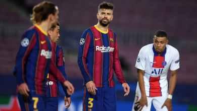 Photo of رسميًا – برشلونة يكشف طبيعة إصابة بيكيه وموقفه من لقاء باريس بالأبطال
